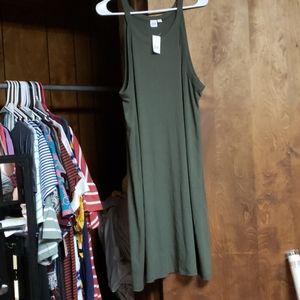 New Green Gap Dress